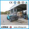 Ltma All Terrain Forklift 3 Ton Diesel Forklift for Sale