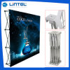 10FT Hook & Loop Fabric Banner Stand Aluminum Pop up Booth