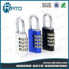 Safety Combination Keyless 4 Code Aluminium Alloy Padlock
