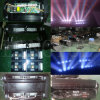 Spider Moving Head Beam 8X10W RGBW 4in1 LED Stage Lighting