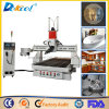 3D Statue/Sculpture 4 Axis CNC Wood Router Machine for Sale