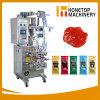 Four-Side Seal Peanut Butter Bag Packing Machine/Paste Sachet Sealing Machine