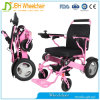 12ah Lithium Battery Folding Electric Wheelchair for Medical Equipment