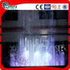 DMX LED Color Change Stainless Metal Garden Fountain