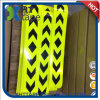 Arrow Sign Car Yellow and Red Reflective Tape