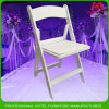 White Wedding Decoration Chair Resin Folding Chair