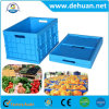 China Munufacture PP Plastic Turnover Container Box