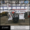 Jt100y 2017 Best Trailer Mounted Small Drill Rig