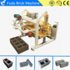 Qt40-3A Hydraulic Cemeny Concrete Building Material Block Cutting Machine