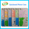 Creative Quicksand Shockproof Armor Case for iPhone 7/6s/6