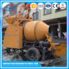 New Mini Concrete Mixer with Pump