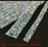 Crystal Ab 1cm Width Rhinestone Chain Hotfix Strass Crystal Trimmings for Garment Shoes Headband Decoration (TS-038)