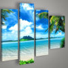 Dropship Cheap Natural Scenery Canvas Printing Art with Photos