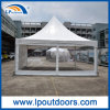 20X20′ Outdoor Spring Top High Peak Aluminum Frame Tent for Advertising Party