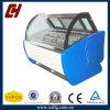 Stainless Steel Ice Pop Freezer