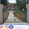 Powder Coated Wrought Iron Security Entrance Gates