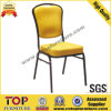 Hotel Stackable Mould Foam Steel Banquet Chair