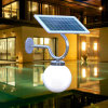 Green Energy LED Solar Powered Wall Light for Outdoor