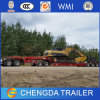 Dolly Available Modular 5 Axle Low Bed Trailer for Sale
