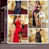Sexy Women Long Night Dress Baby Doll (T6656)