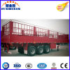 3 Axle Side Wall Stake Semi Trailer From China Manufaturer