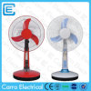 Camping Rechargeable Fan with LED CE-12V16A