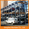 Multi-Level Four Post Stacker Hydraulic Parking System (FPSP-3/4)
