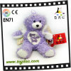 Plush Valentine Angel Bear