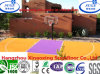 Recyclable Outdoor Suspension Basketball Court Floor