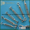 Open Body Stainless Steel Turnbuckle with Jaw and Jaw