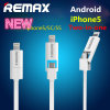 Remax New Design Two in One Data Cable