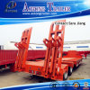 2 Axle 50tons Low Bed Semi Trailer/Drop Deck Trailer