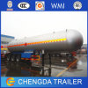 Tri Axles 58000L LPG Propane Tank Trailer for Sale