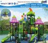 Flower Feature Park Equipment Kids Playground Set Hf-12702