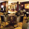 2015 Hot Sale Dubai Wooden Cafe Furniture Coffee Shop Table Furniture