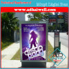 Solar Power Clp Bus Shelter Ads Light Box Display