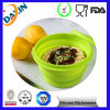 Food Grade Silicone Folding Bowl