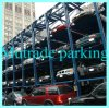 Auto Mutrade Parking Stacker Automobiles Parking System 3 4 Floors Layers Three Four Levels Hydraulic Parking Equipment Auto Car Stacker