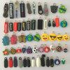 Make Your Own Custom Logo Rubber PVC Silicone Zipper Pulls