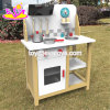 New Style Kids Pretend Play Wooden Toy Play Kitchen W10c293