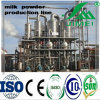 Complete Full Automatic Powdered Milk Making Milk Powder Processing Drying Machinery Machine