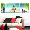 3 Piece Modern Wall Art Printed Painting Buddha Painting Room Decor Framed Art Picture Painted on Canvas Home Decoration Mc-237
