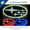 Car 4D LED Logo Badge Light for Subaru