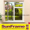 Aluminium Casement and Top Hinged Window System