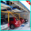 High Floor Parking Space Saver System