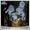 Waterproof Chinese Manufacturer LED Christmas Decoration 3D Ball Motif Light