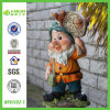Autumn Favor Garden Dwarf Statues (Welcome Series) Nf91132-1