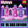 Inflatable Small Castle, Nylon Bouncer