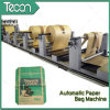 Automatic Bottom-Pasted Kraft Paper Bag Making Machine