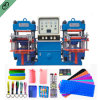 Big Capacity 2 Heat Pressure Position Silicone Molding Machine